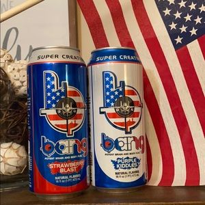 Military exclusive bang drinks